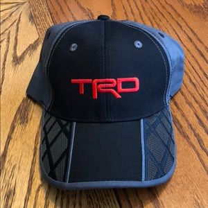 Other - Toyota TRD hat. Racing, cars. New